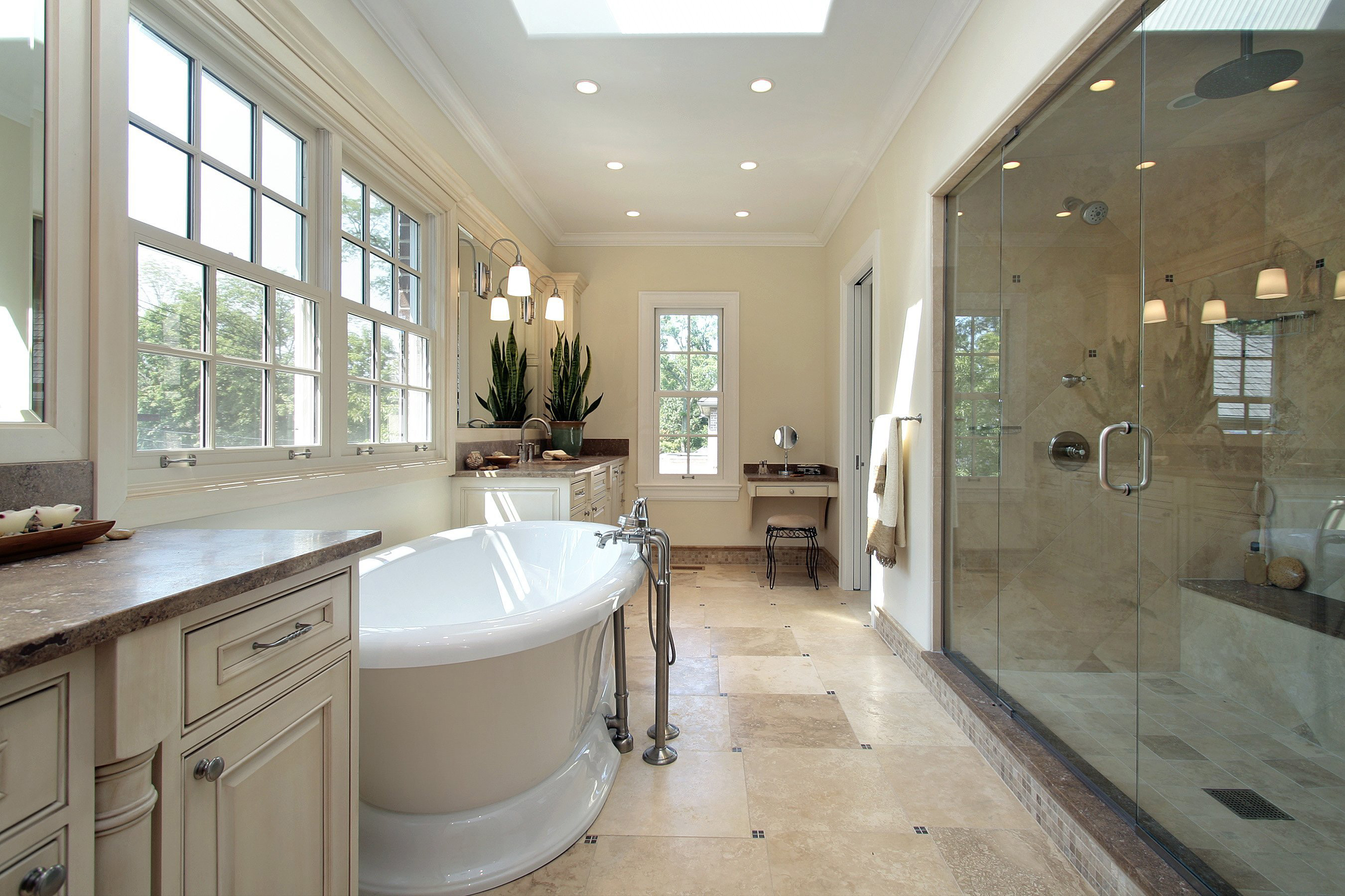 Current Bathroom Remodeling Trends