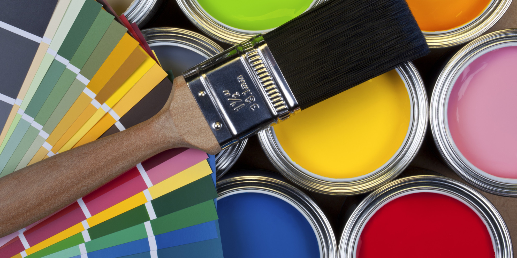 5 Tips On Picking Paint Colors