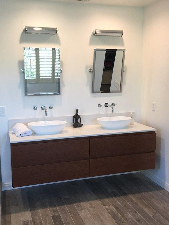 After – Bathroom