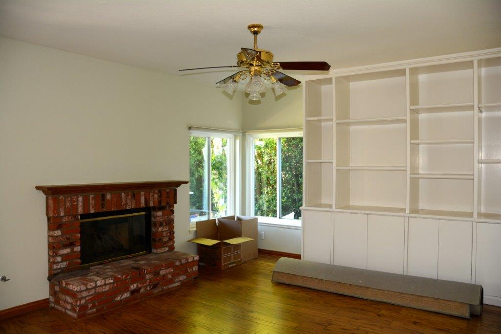 Before – Family Room