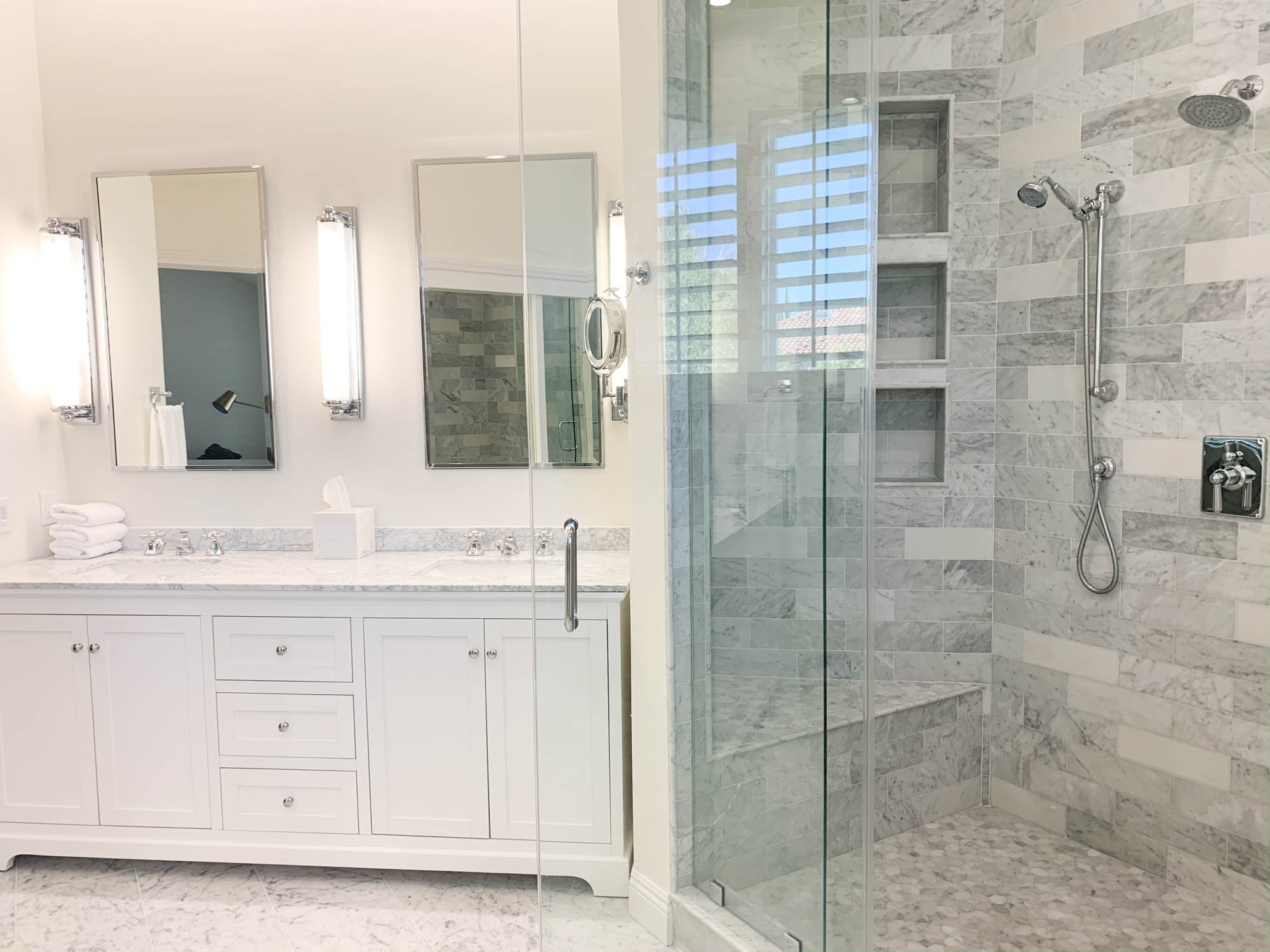 Primary Bathroom Remodel in Thousand Oaks
